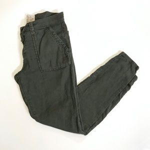 Chaser vintage Canvas Surplus Green Utility Pants
